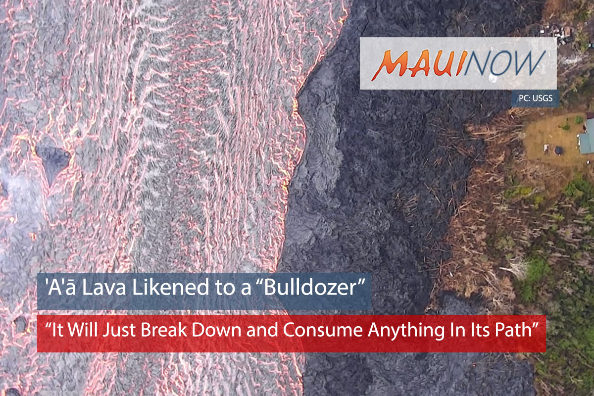 Live Stream: Another Ash Plume Expected at Kīlauea Volcano Summit