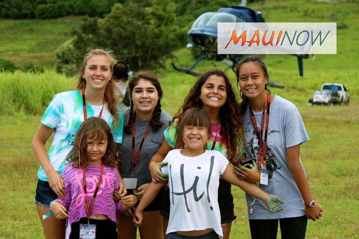 Camp Imua Retreats to Ke'anae