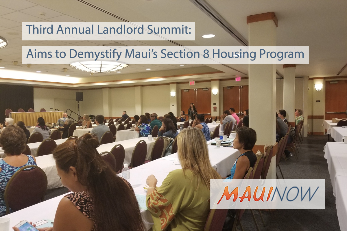 Third Annual Landlord Summit Aims to Help Renters Find Affordable Housing