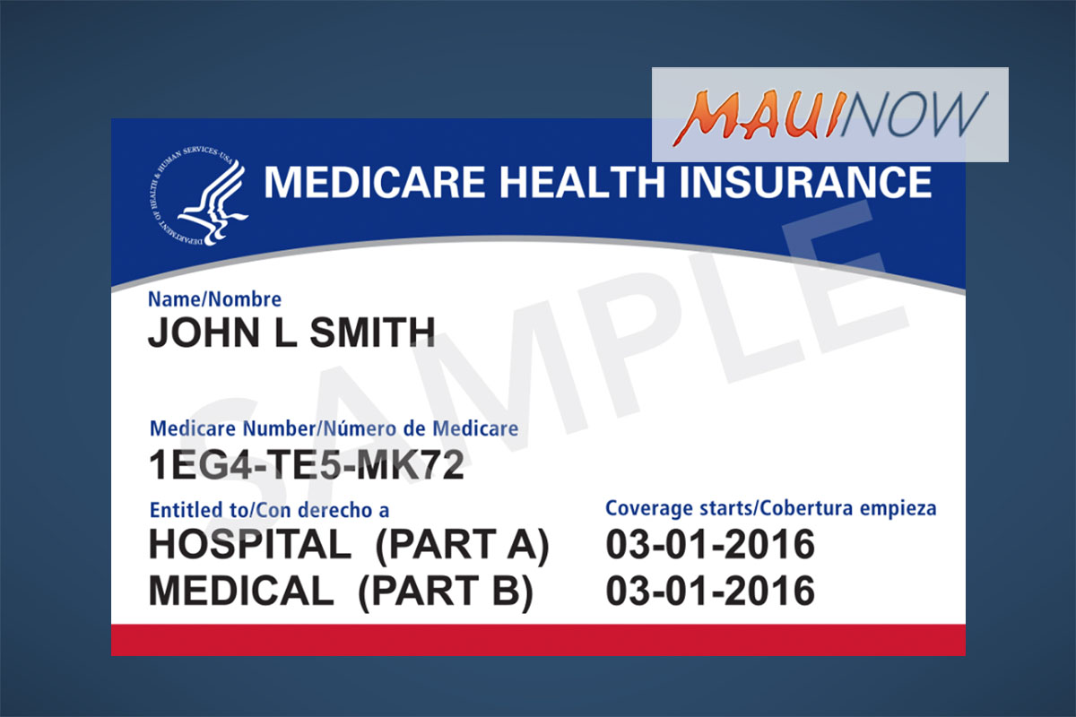 Medicare Rolls Out New Cards in Hawai'i