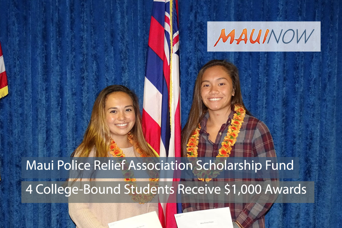 Maui Police Relief Association Scholarship Fund