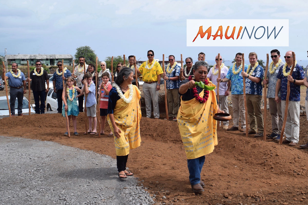 Niumalu Marketplace Breaks Ground in Kailua-Kona