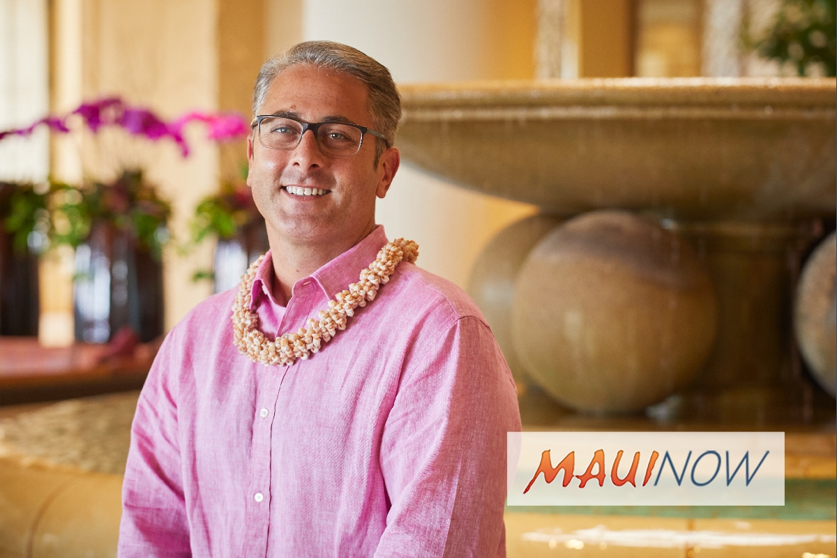 Four Seasons Resort Maui Welcomes New General Manager