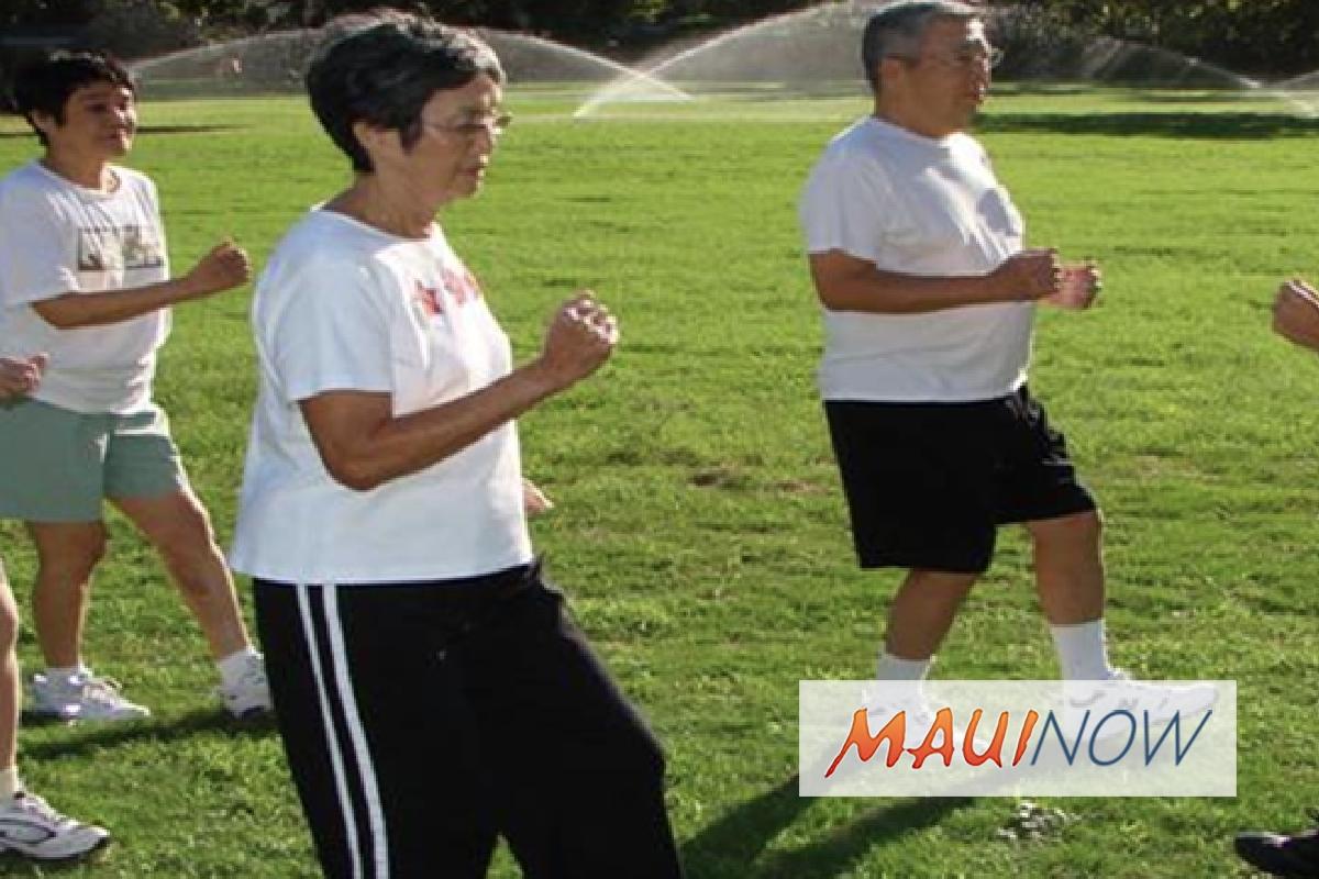 Hawai'i DOH Launches Senior Fall Prevention Campaign