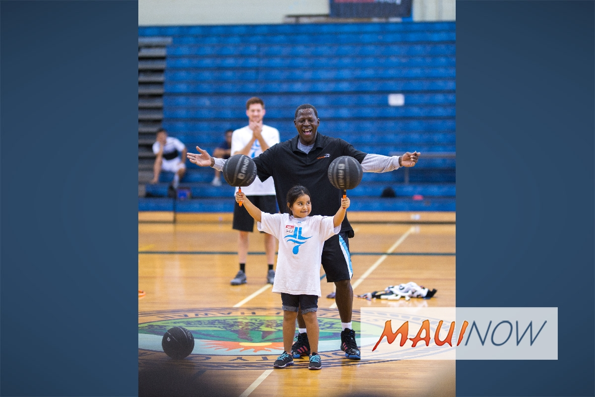 basketballMAUI Camp Featured Celebrity Guests
