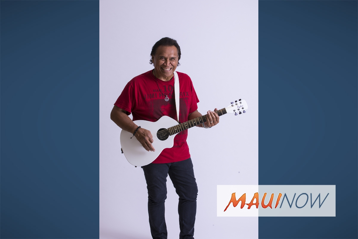 Henry Kapono, Hawaiian-Style Band to Perform at the MACC