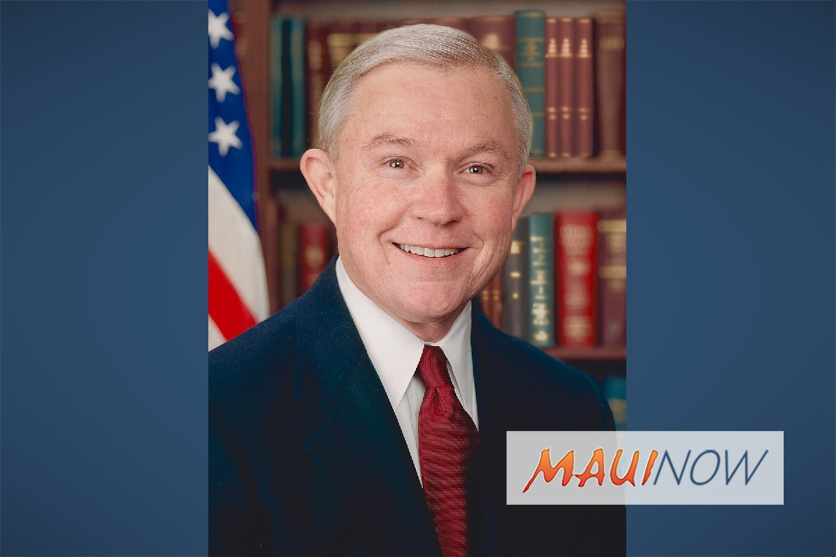 Attorney General Sessions Announces New U.S. Attorney Positions