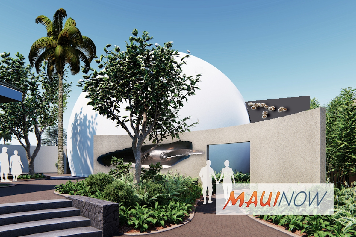 Maui Ocean Center To Open 3D Digital Theater