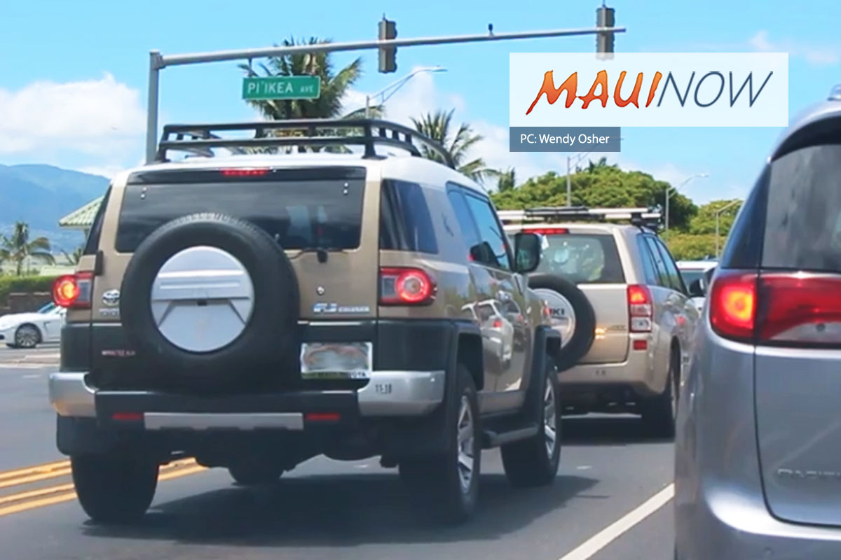 Learn About Kīhei Transportation Planning Project at Fourth Friday