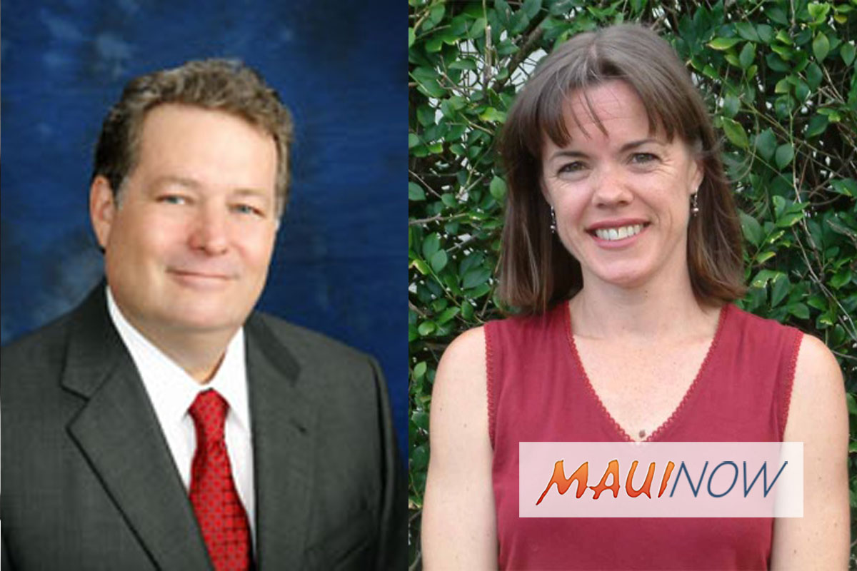 Spence Appointed Maui Housing Director; McLean to Fill Planning Director Spot