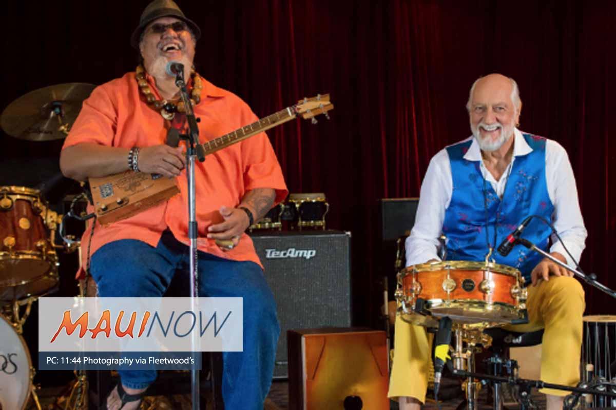 Fleetwood's Maui Restaurant Raises $15,000 for Willie K Cancer Fund