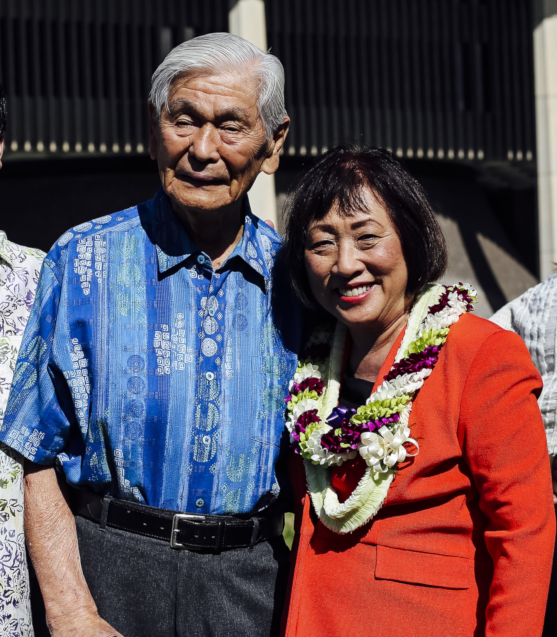 Governor Ariyoshi Endorses Colleen Hanabusa for Governor
