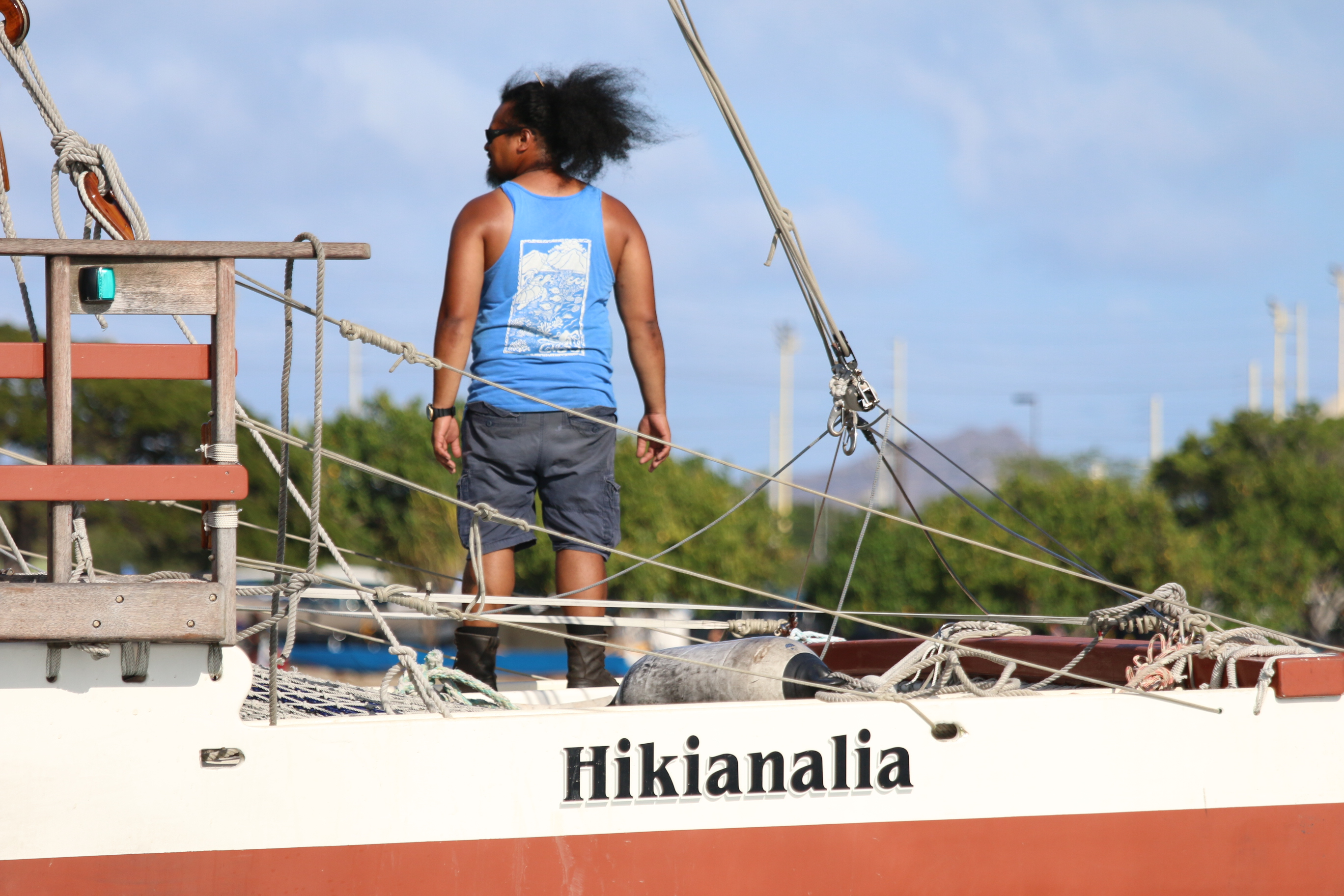 Hikianalia Departure Delayed Another Day
