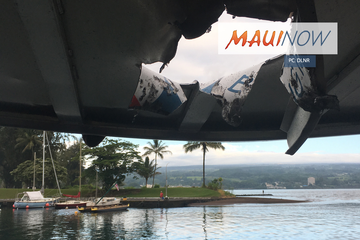 UPDATE: Explosion Sends Lava Through Tour Boat Roof, 23 Injured
