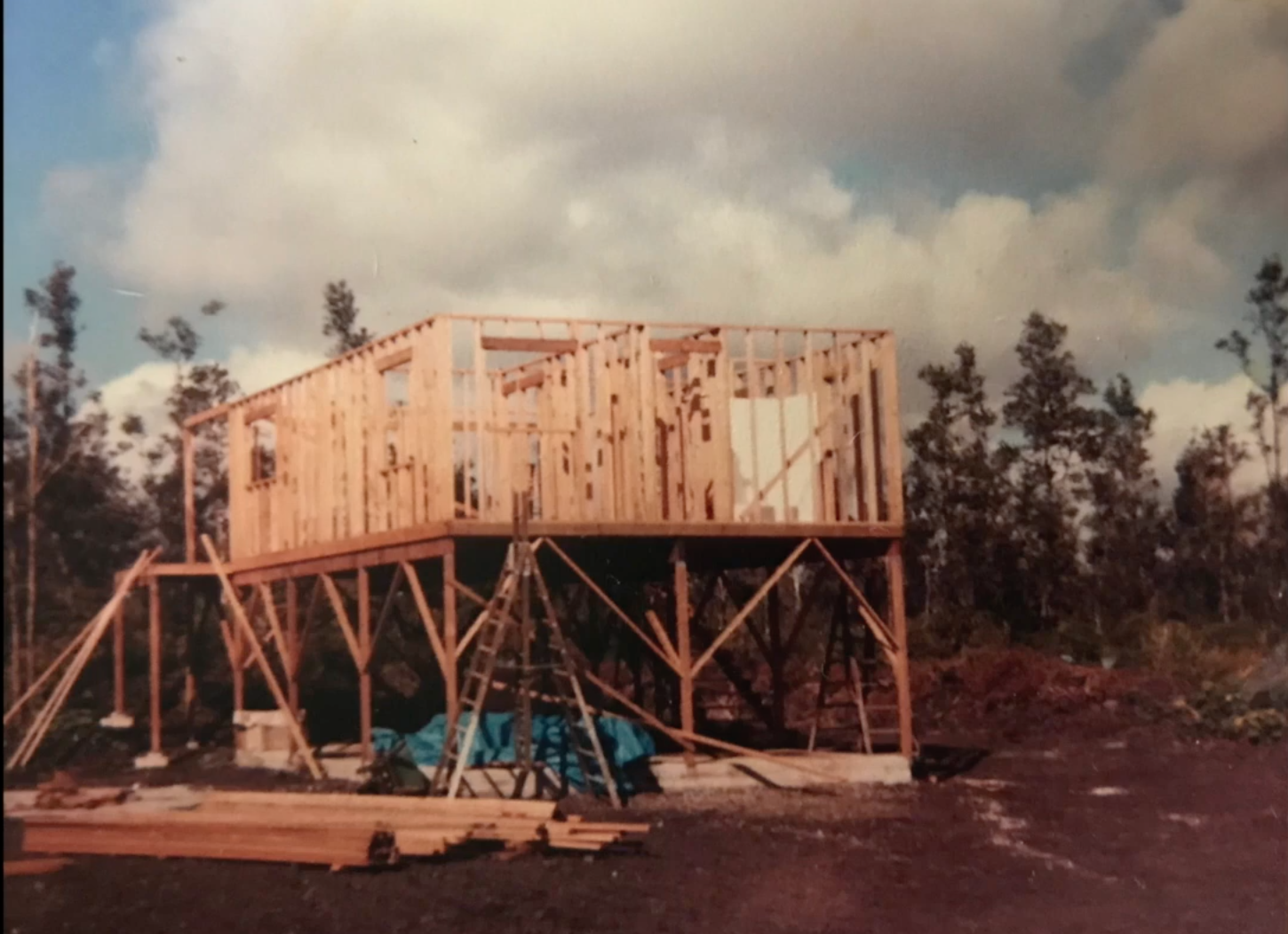 Puna Lava Series: This House Was More Than Just a Home