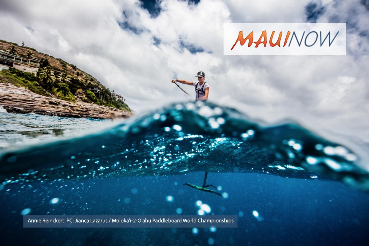 Moloka'i-2-O'ahu Paddleboard World Championships 2018: Results