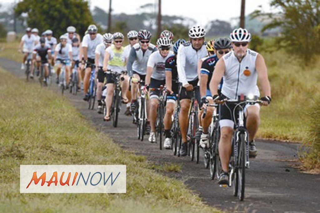 Maui Now: Cyclists Invited to Lahaina Group Ride