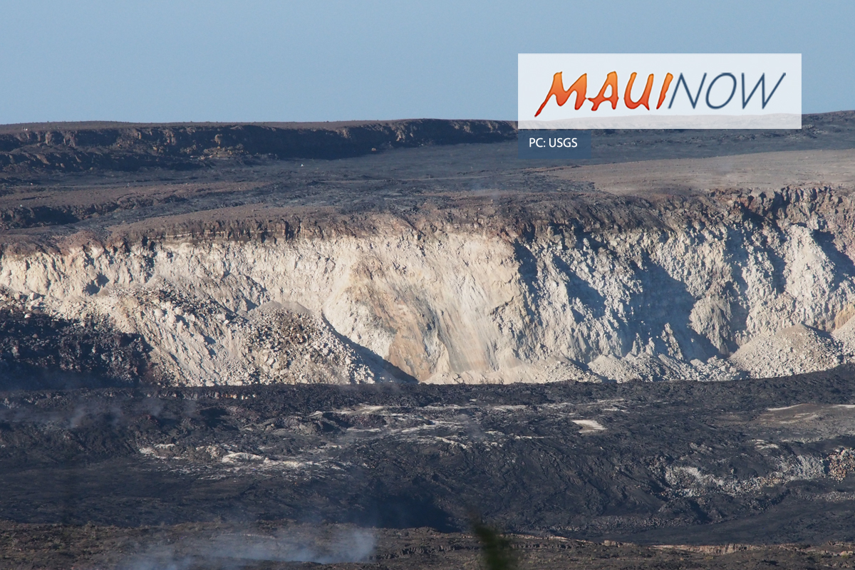 Explosive Collapse at Kīlauea Releases Energy Equivalent to 5.5 Quake