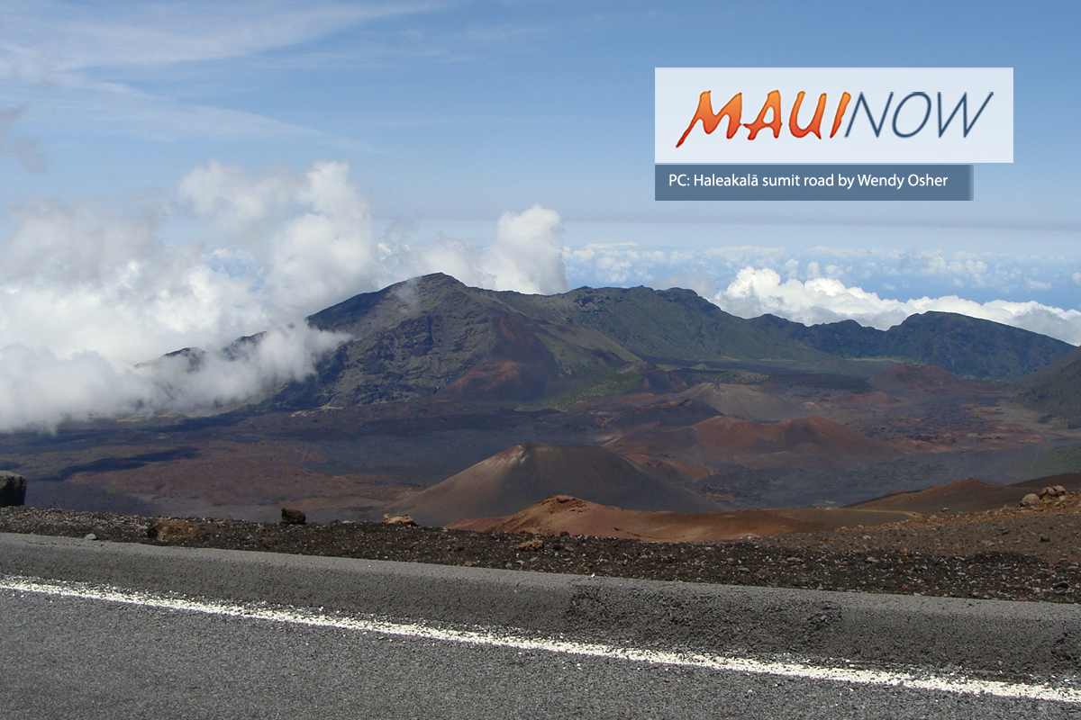 Haleakalā Summit Road Paving Begins July 16