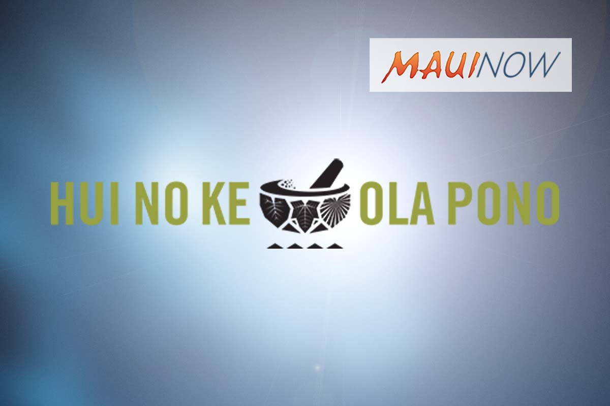 "Hui No Ke Ola Pono to Benefit from 'Ohana Fuels ""Fuel Up. Do Good."" Program"