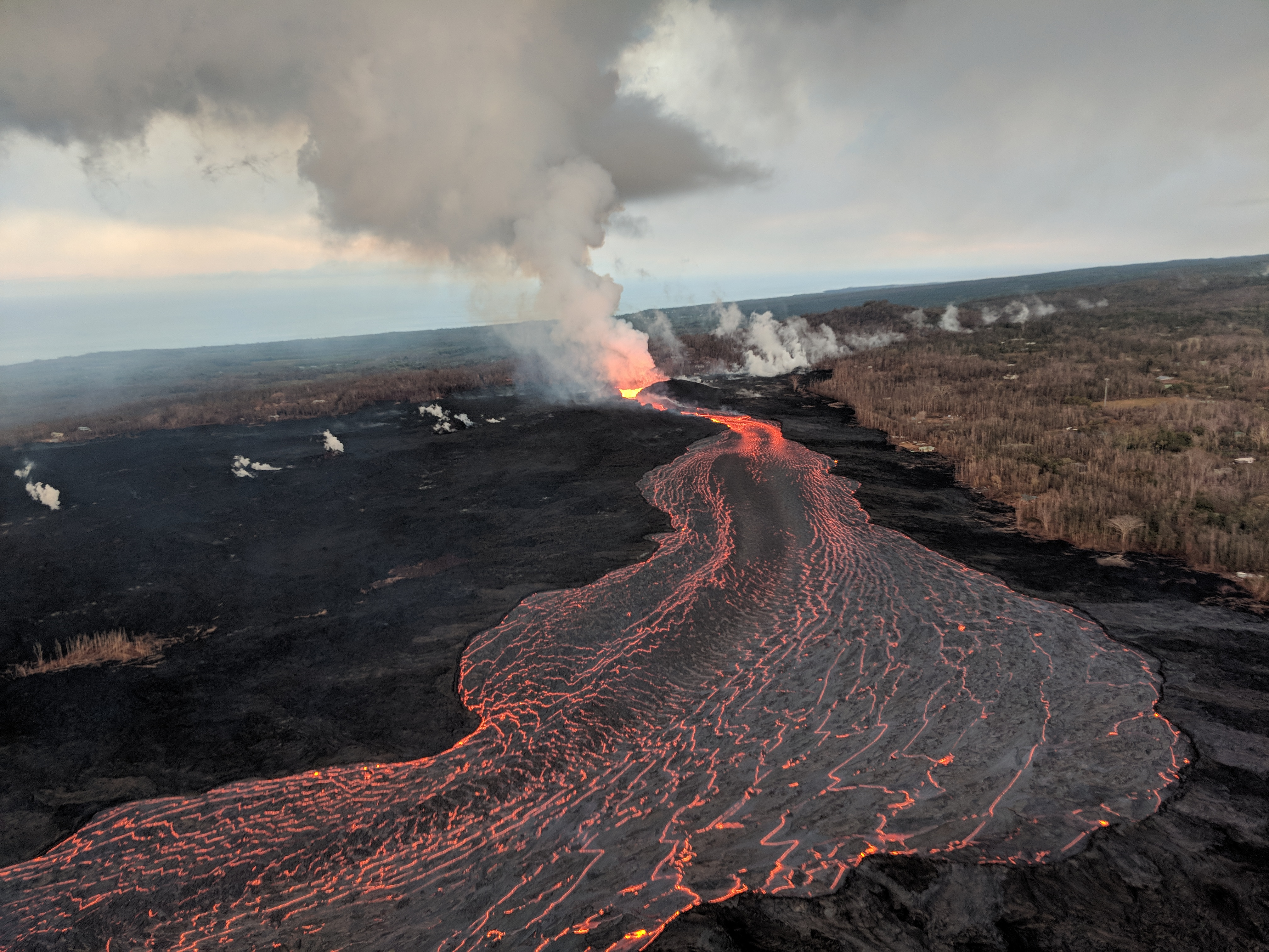SBA Tops $30 Million in Kilauea Disaster Assistance Loans