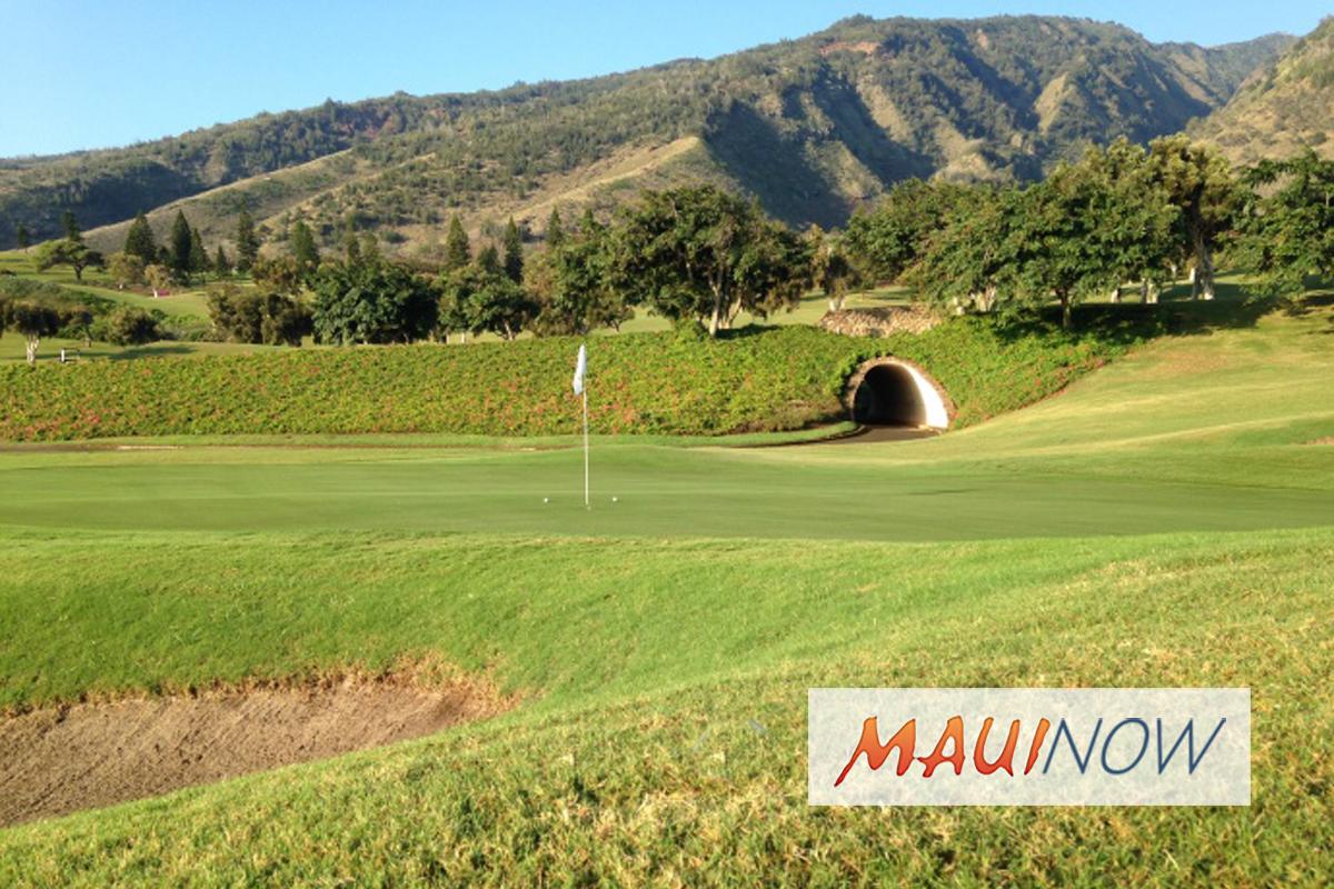 E Mālama Golf Tournament 2018 Benefiting Maui Cancer Patients