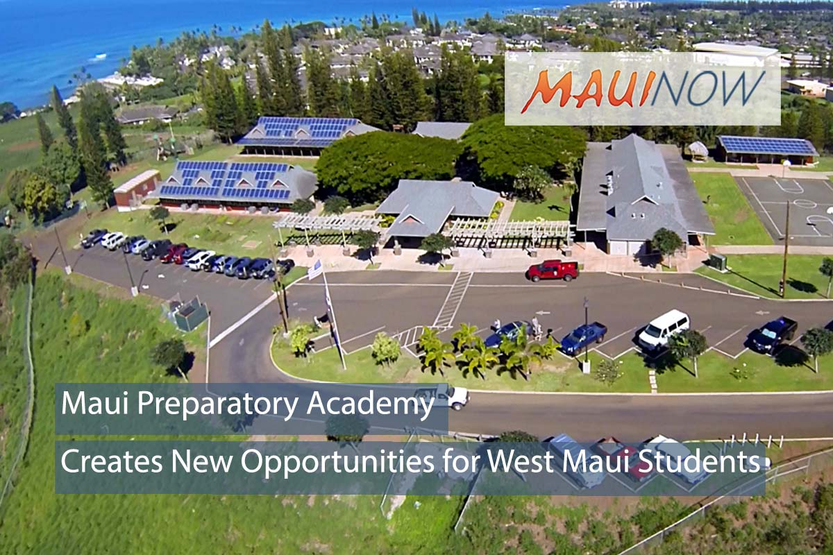 Maui Prep Academy Adding 1200 Sq Ft for Future Growth