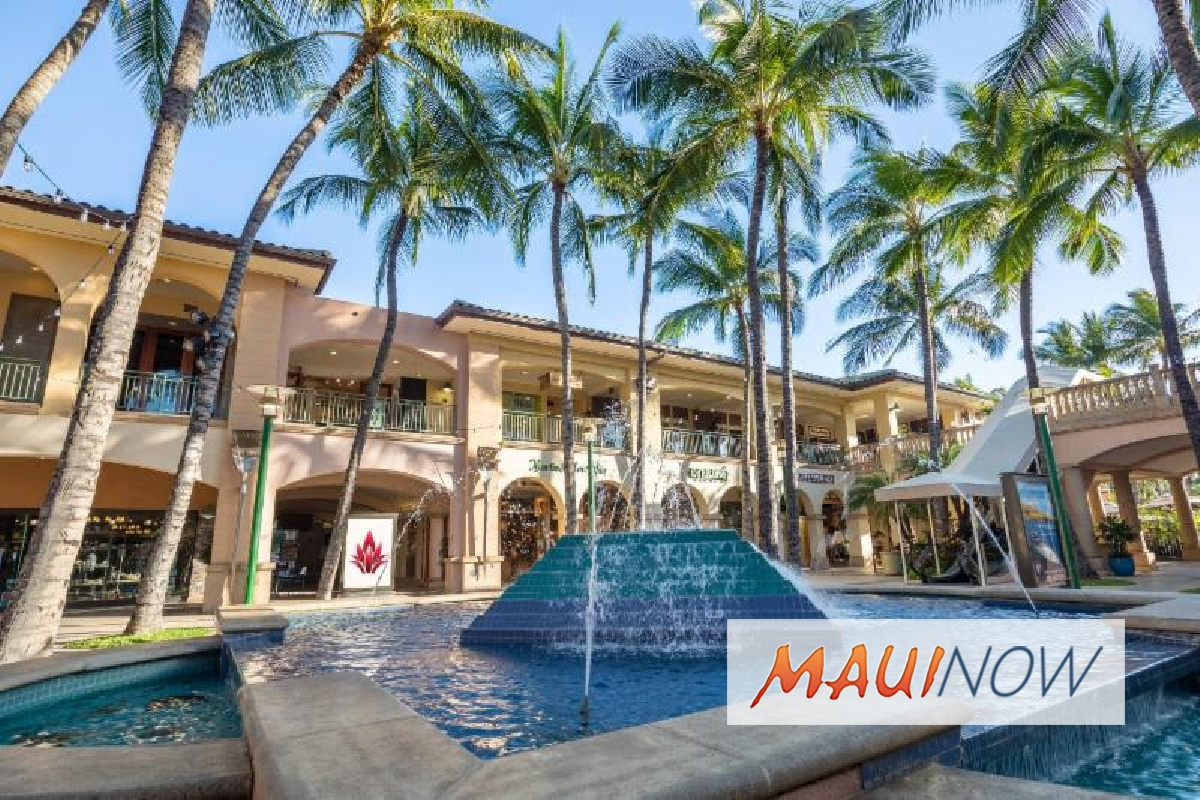 Maui Sunglass Maui Jim Opens New Store at The Shops at Wailea