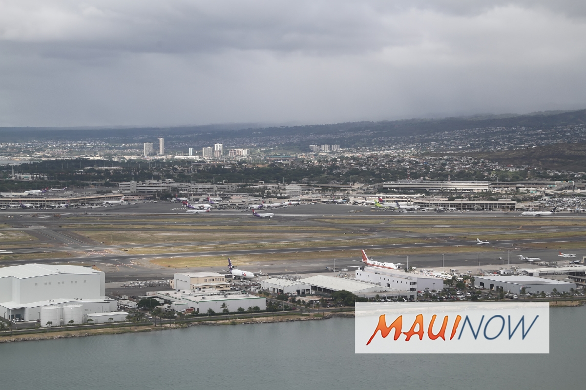 Solar Panel Installation at HNL to Save Hawai'i Millions