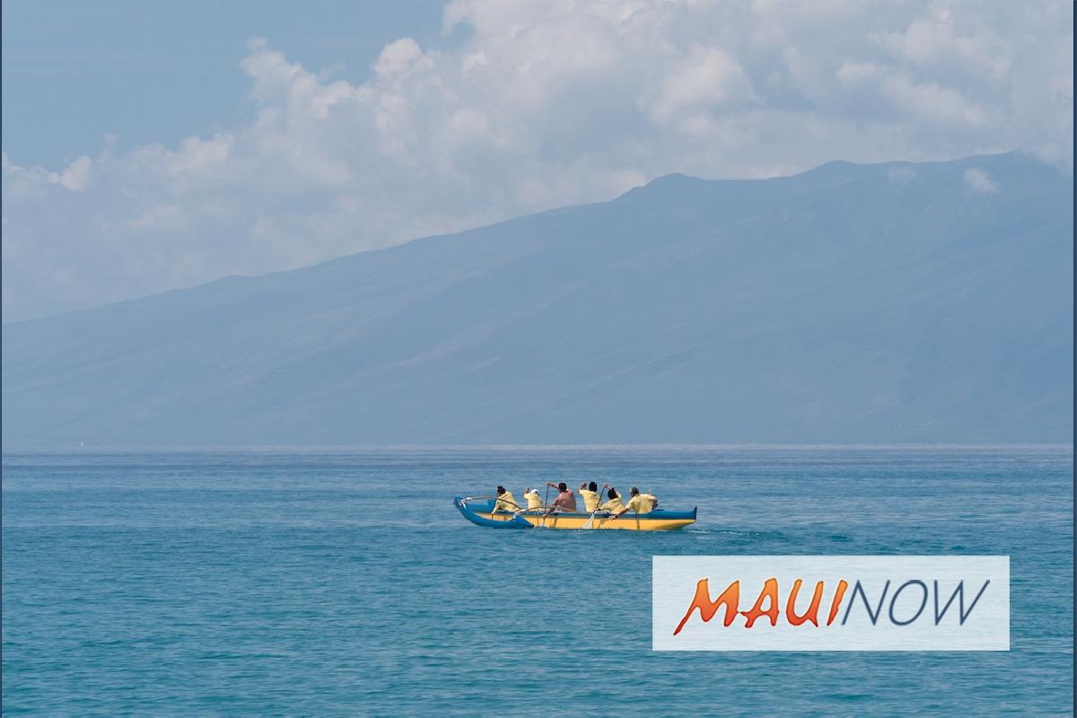 Kā'anapali Beach Hotel Debuts Paddling Canoe Tour