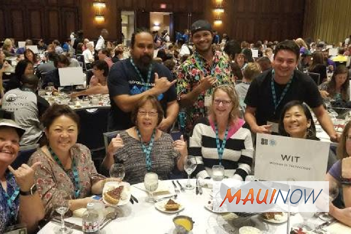 Women In Technology Launches Innovative STEM Program in Maui Schools