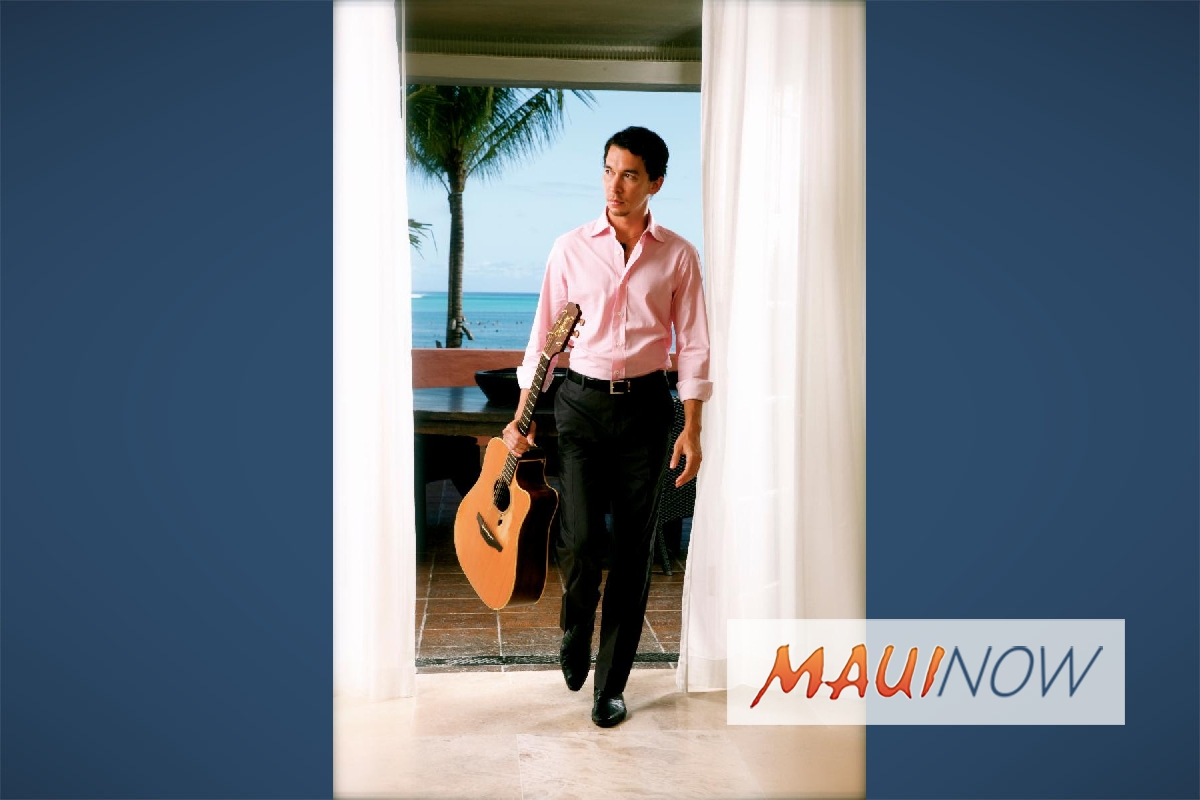 Makana Returns to The Shops at Wailea on July 18