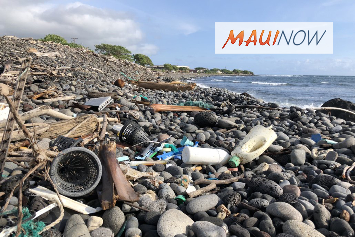 "Maui Company Joins ""Eat Less Plastic"" Voyage"