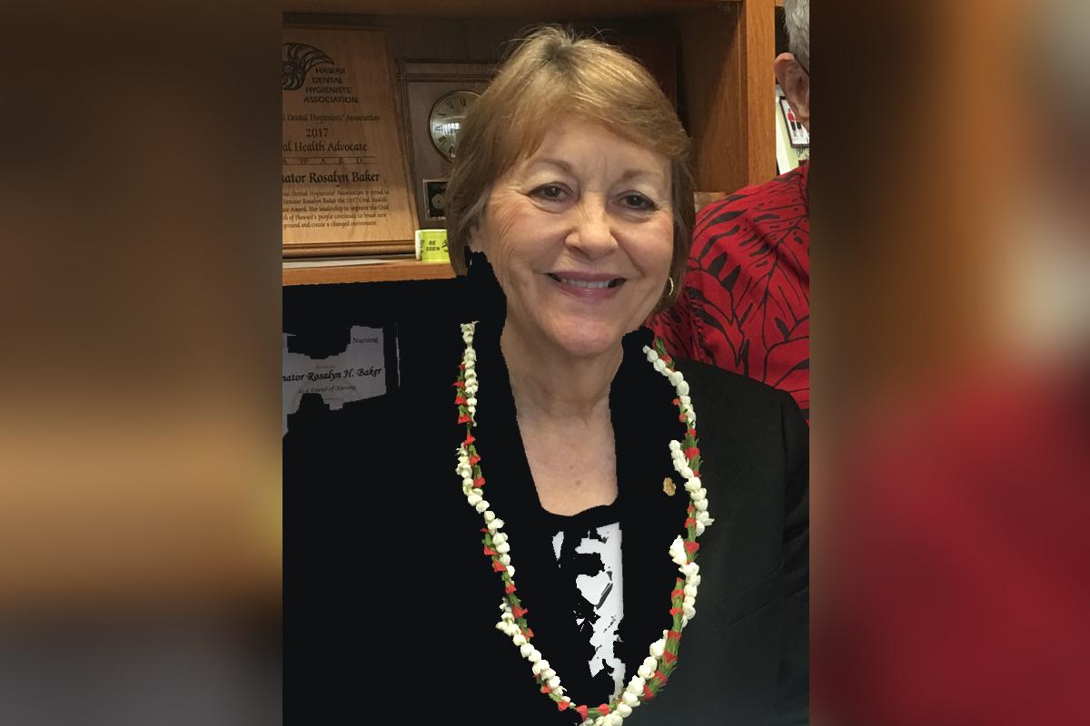 State AFL-CIO Endorses Roz Baker