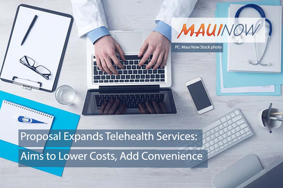 Proposal Expands Telehealth Services
