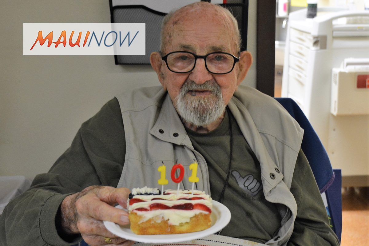Founder of Hawai'i's First Air Ambulance Turns 101