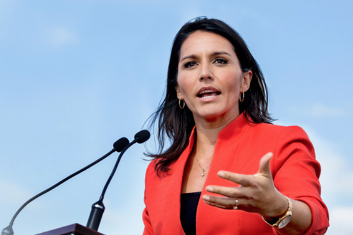 Hawai'i Unions Representing 130,000 Workers Endorse Gabbard