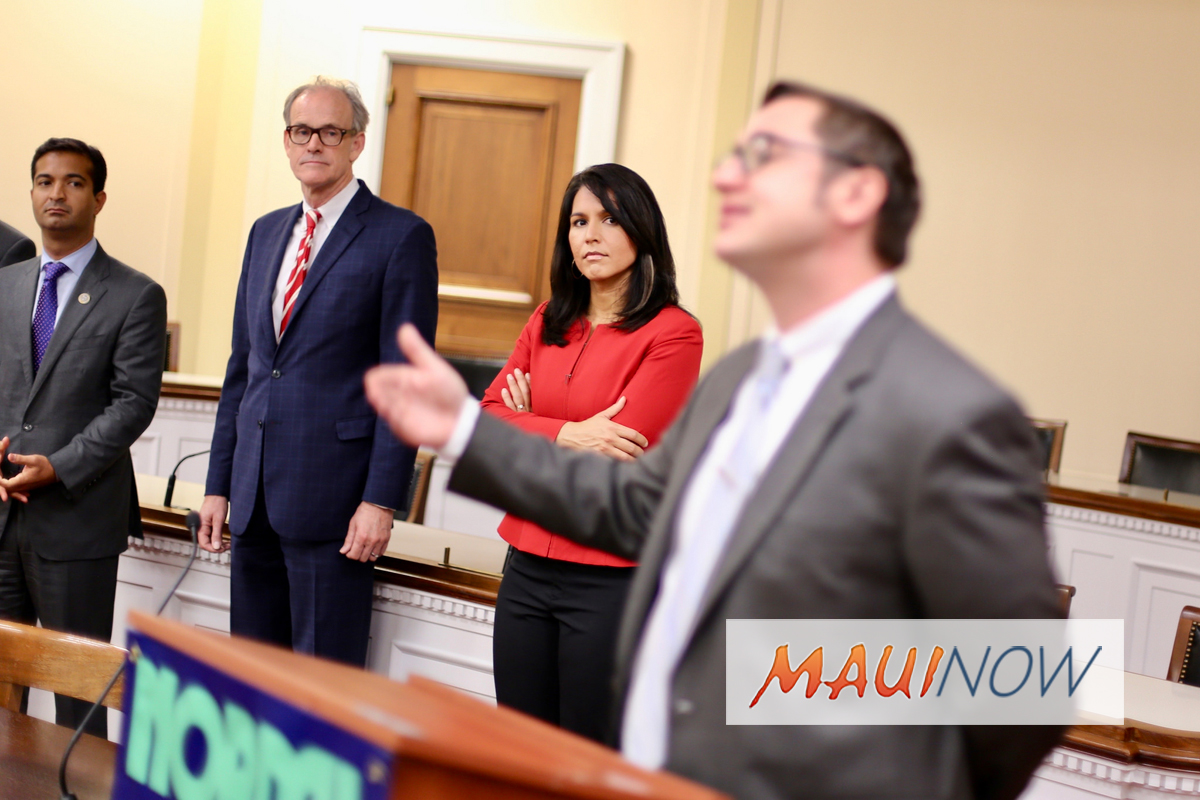 Rep. Gabbard Endorsed by Organization for Reform of Marijuana Laws