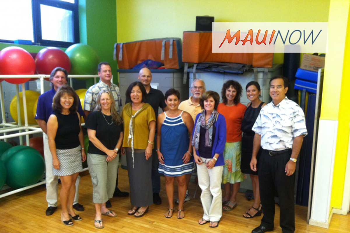 YMCA Maui Awarded Grant to Support Healthy Lifestyles