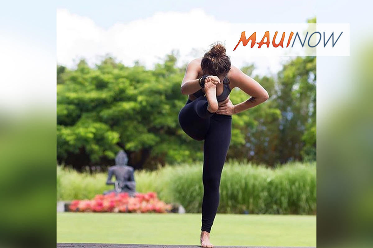 New Soulasana Yoga Studio Opening at Maui Mall
