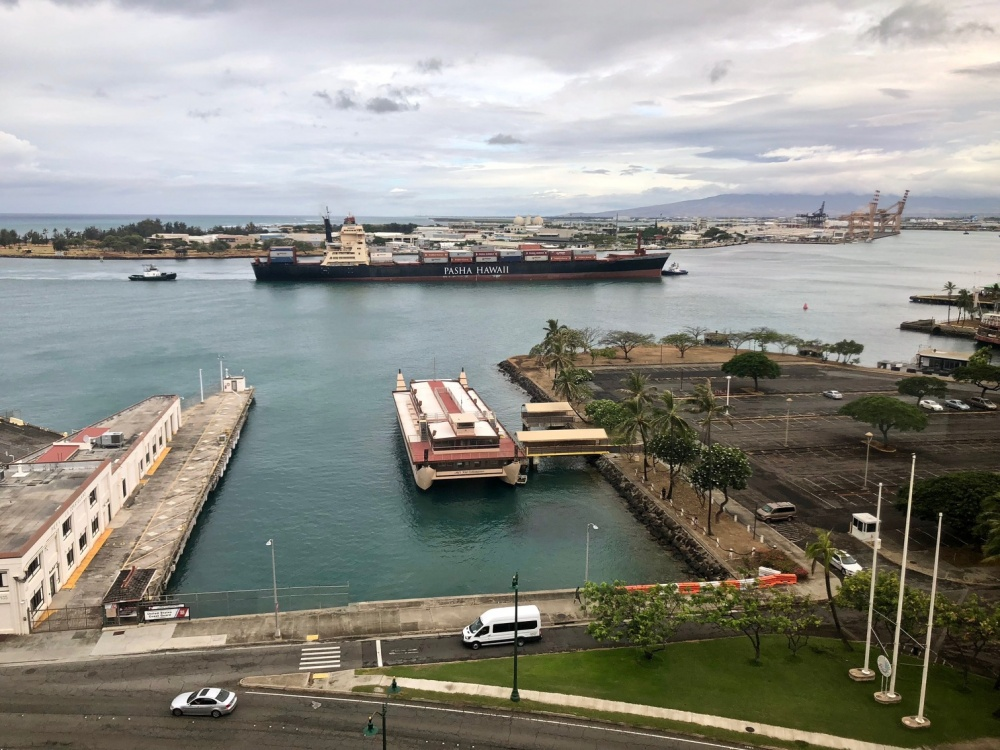 Coast Guard Reopens Ports in Hawaiʻi