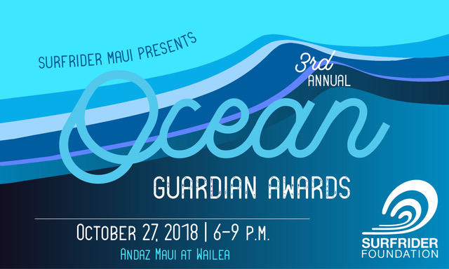 Nominees Sought for Surfrider's Ocean Guardian Awards