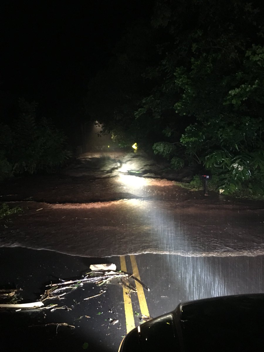 Maui Hurricane Related Road Advisories/Closures Updates