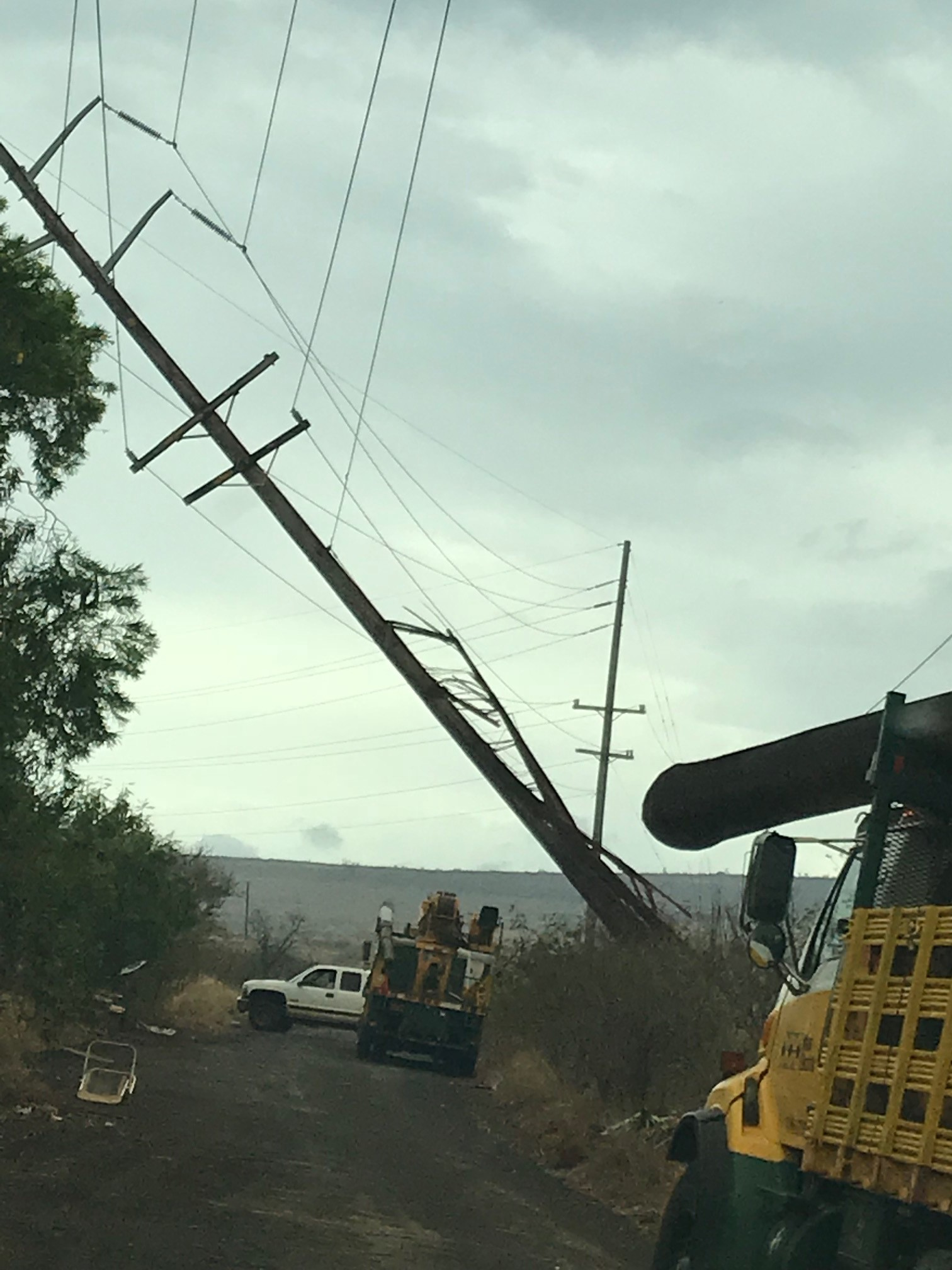 Maui Electric Power Outage Lane Updates