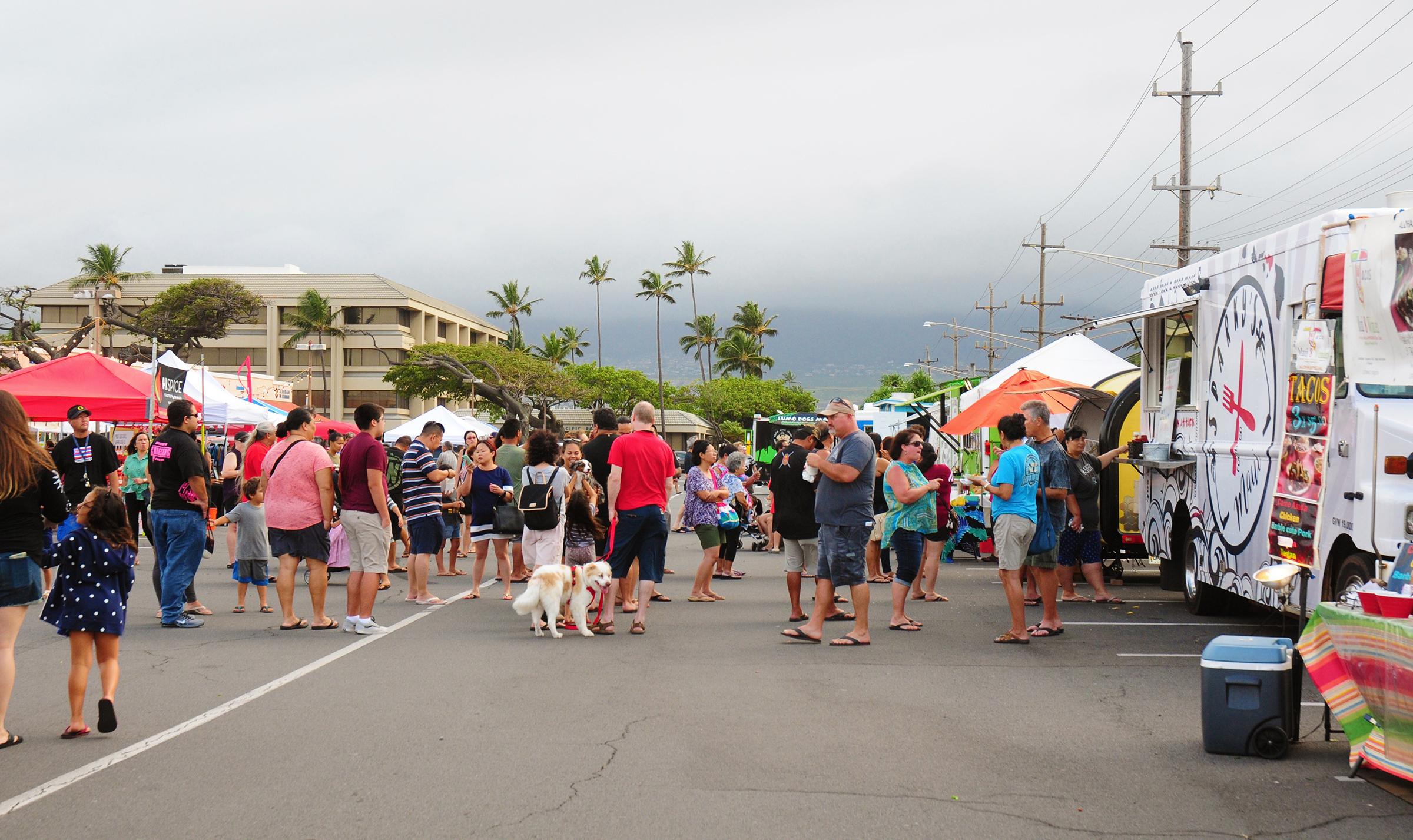 Maui Sunday Market Announces October Line Up