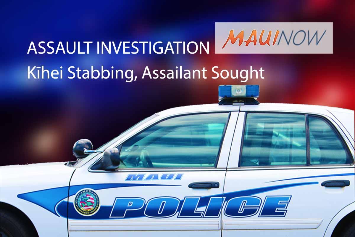 Maui Police Investigate Kīhei Stabbing