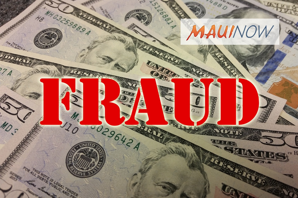 Fraud Scheme Imitates State Procurement Process