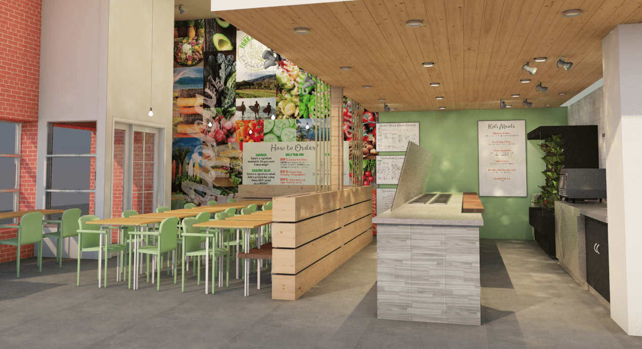 Fork & Salad Secures First Mainland Location