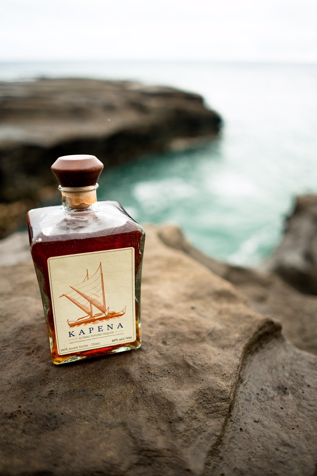 Kapena Tequila Wins Gold at Global Spirit Awards
