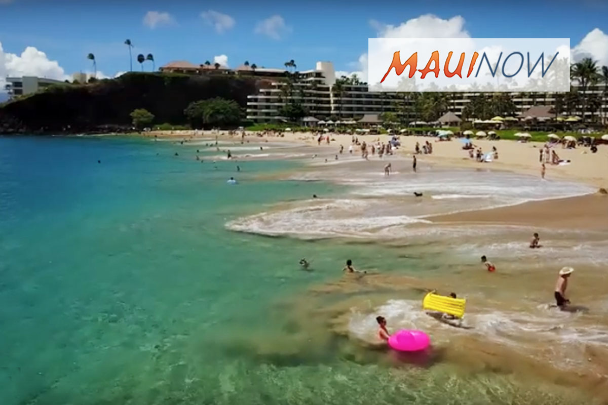 More Tourists Are Coming to Maui